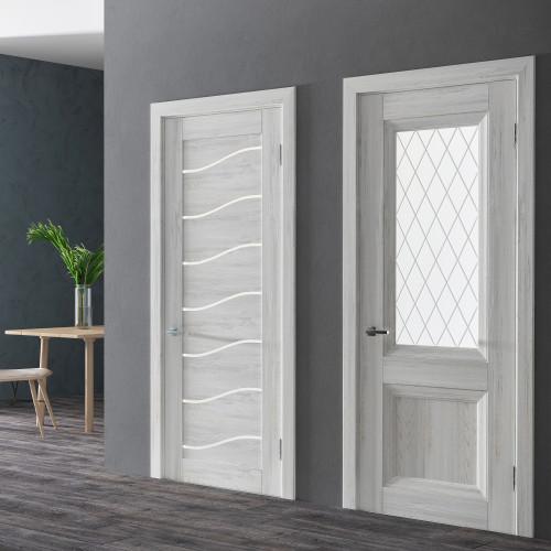 Двери царговые