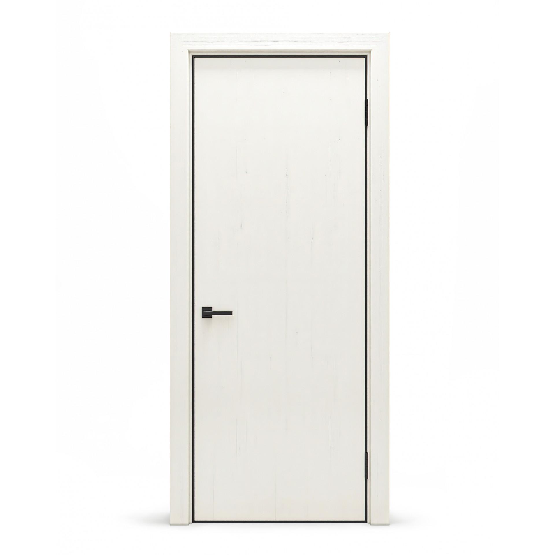 Дверь с алюминиевым покрытием Аляска