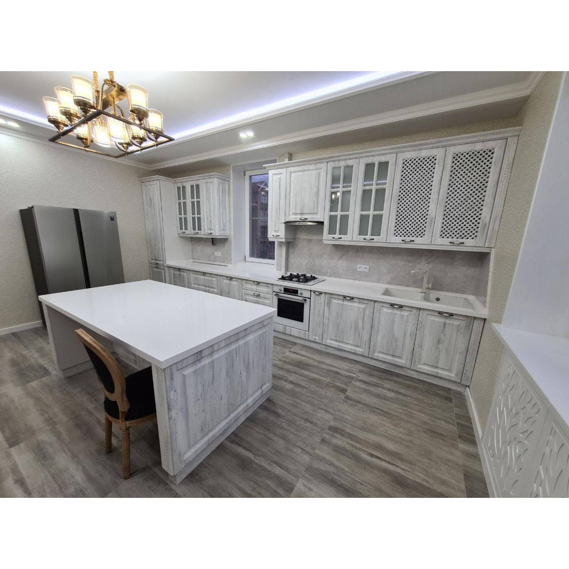 Кухня Оптима цвет Трэвис